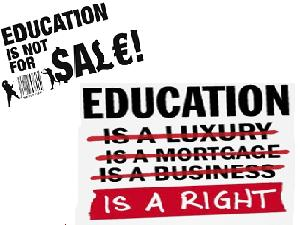 Do You Think 'Education' Is For Sale?