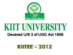 KIIT University Conducts KIITEE 2012