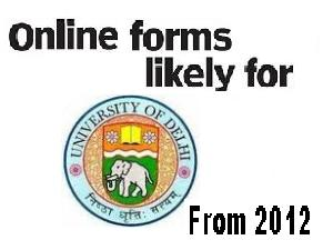 DU Admissions To Be Online From 2012