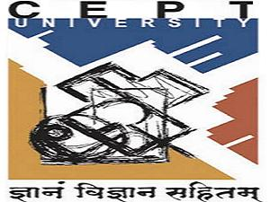 Admission open at CEPT University
