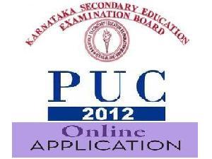Karnataka PU Admissions, In Online Mode