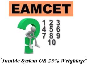 Jumble System In EMCET, Why?