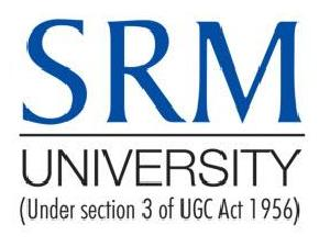 Admission open at SRM University