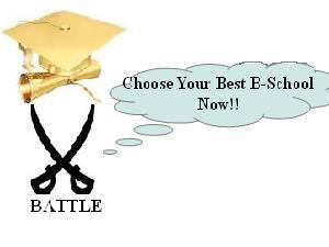 A Battle : To Choose Your Best B School
