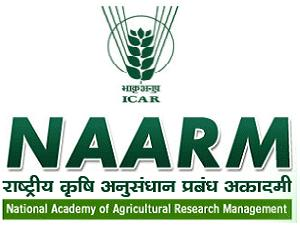 Admission Open at NAARm, Hyderabad