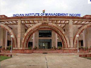 Job Placements 2012 At IIM-Indore