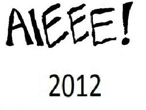 AIEEE 2012 Online Test Date Selection