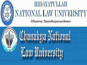 B.A.LL.B at NLU, Patna & Raipur