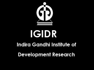 M.Sc M.Phil & Ph.D at IGIDR, Mumbai