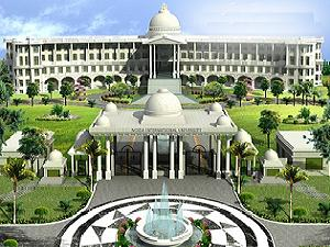 MBA at Noida International University