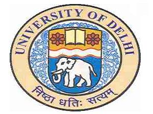 Admission open at University of Delhi