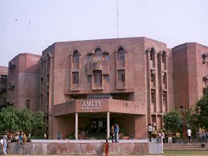 MBA at Amity University
