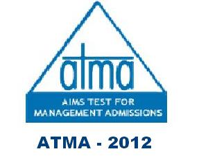 Buckle Up For ATMA 2012