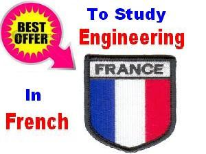 A Chance To Study Engineering In French.