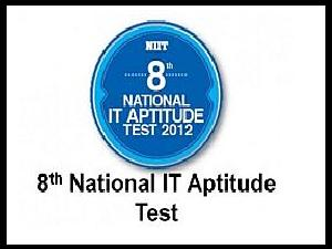IT Aptitude Test By NIIT On Feb 19