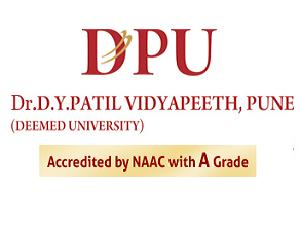 UG and PG at Dr. D.Y. Patil Vidyapeeth