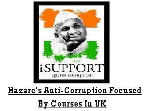 UK Courses Focusing On Anti-Corruption