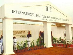 M.Tech in CSE at IIIT, Bhubaneswar