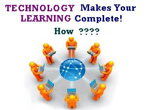 How Technology Makes Learning Complete?