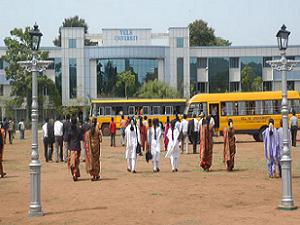 UG and PG admissions at VELS University