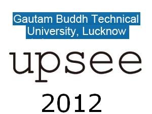 UPSEE 2012 Entrance Exam on April 22