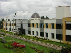 M.Tech at IIIT, Bangalore