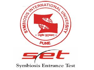 SET 2012 Entrance Test on May 05