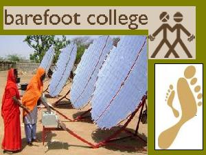 Barefoot College Educating Rural Women's