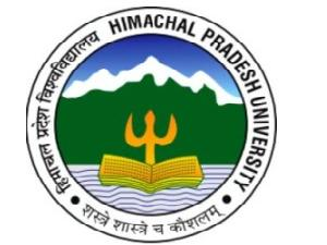 Himachal Pradesh University Results 2012