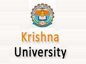PG admission at Krishna University