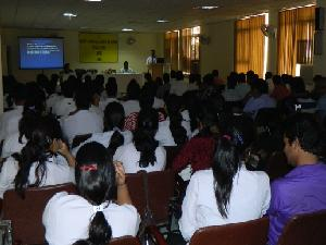 A Seminar On 'Direct Marketing' Organized By GNIT