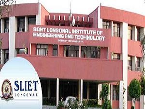 SLIET 2012 Entrance Test on June 02 & 03
