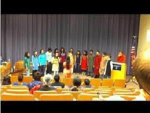 US Universities In Yale Hindi Debate
