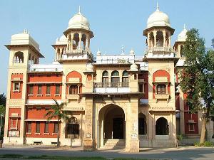 B.A LL.B at Allahabad University