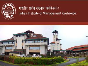 IIM-Kozhikode Reduces Its Annual Fee