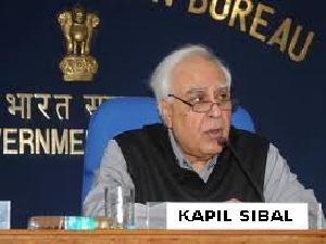 RTE Burden Not For Students : Sibal