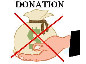 Schools Seeking Donation To Be Penalized