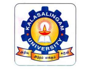 MBA Admission at Kalasalingam University