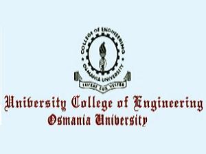 M.E / M.Tech at Osmania University