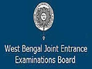 West Bengal JEE 2012 Results On May 17