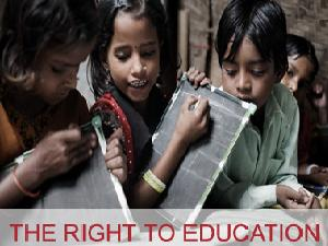 Private Schools & Right To Education Act