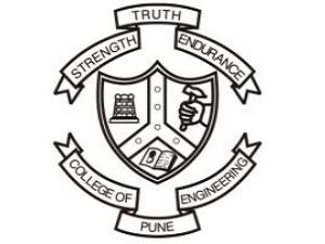 M.Tech at College of Engineering, Pune