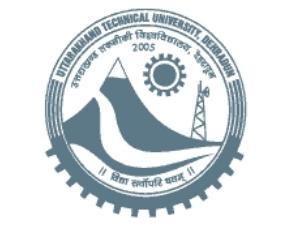 M.Pharm & M.Tech Admission at UTU