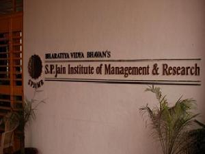 PGPM Admission at SPJIMR, Mumbai