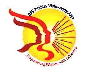 UG & PG at BPS Mahila Vishwavidyalaya