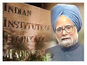 PM Assures IIT's Autonomy