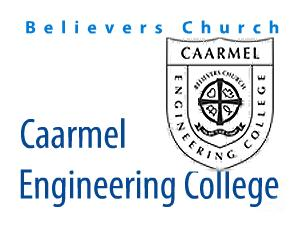 M.Tech at Caarmel Engineering College