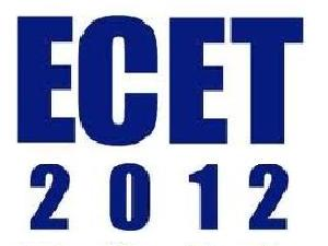 ECET 2012 Counseling Dates