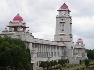 PG Courses at Karnatak University