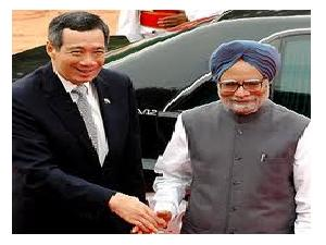 Singapore PM - India's Trade Education